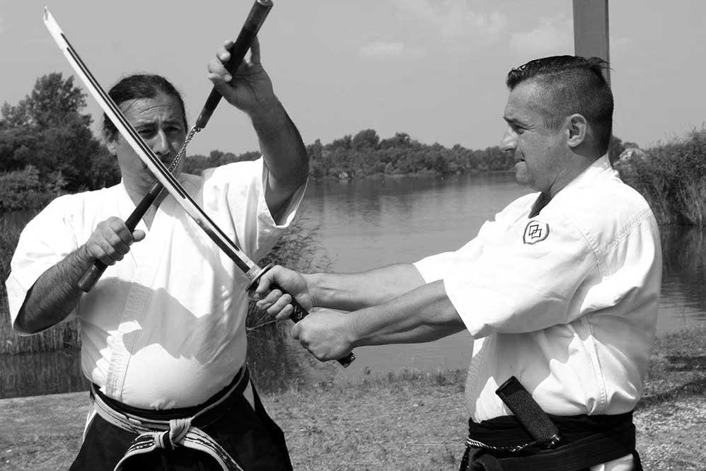 Kard nunchaku ellen